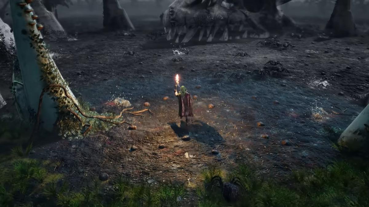 Страница Gord уже появилась в Steam /скриншот