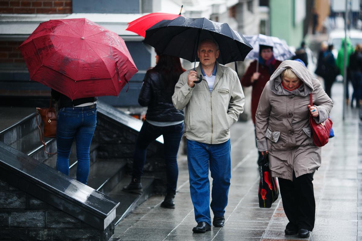 В Украине продолжатся дожди / Фото ua.depositphotos.com