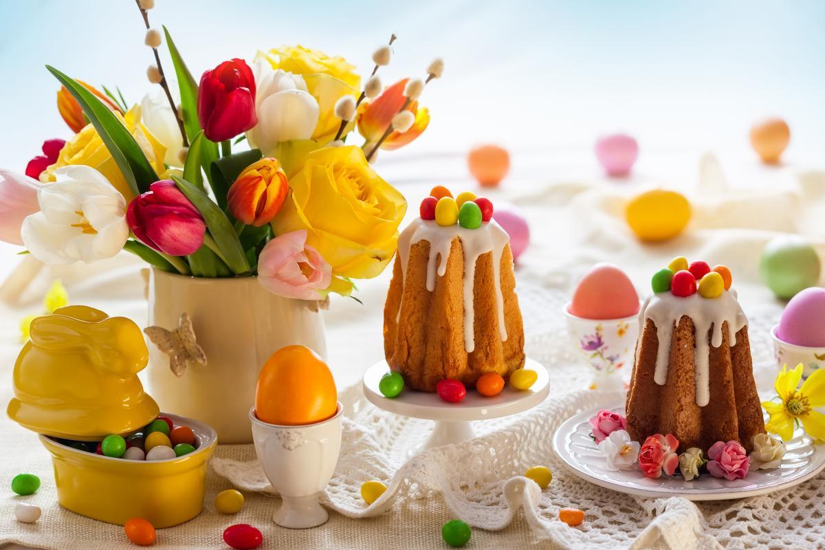 Салати на Великдень - найкращі рецепти / фото ua.depositphotos.com