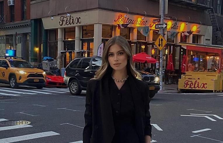 Соня Евдокименко поразила фанатов / instagram.com/iamsofiaeve