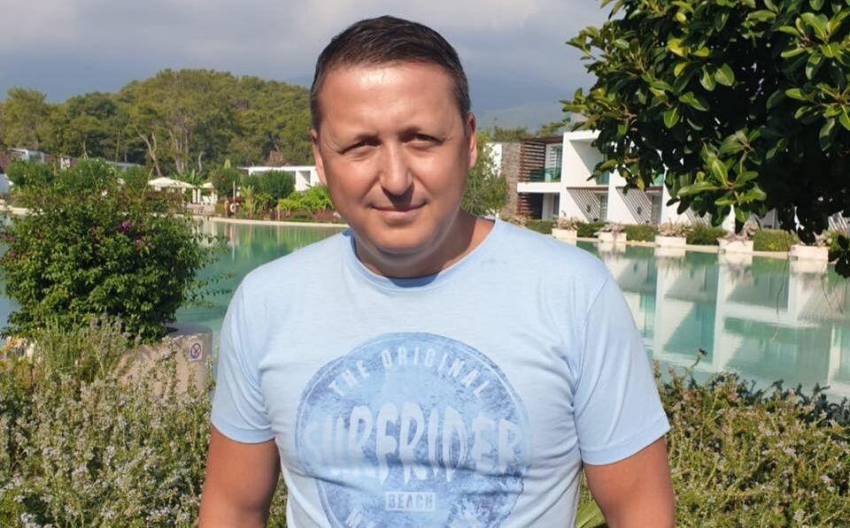 Роману Беззубову був 41 рік / фото facebook.com/roman.bezzubov