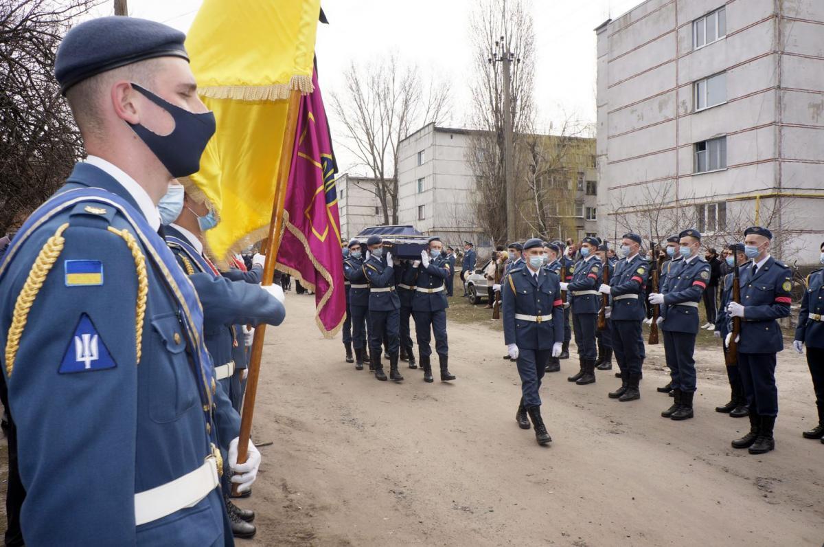 Фото: Дмитрий Горбунов, АрміяInform