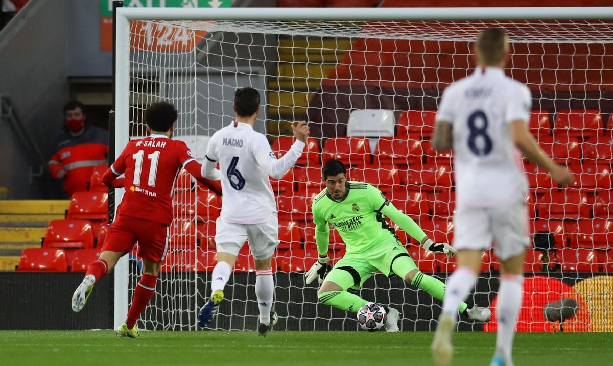 Ліверпуль - Реал / фото REUTERS