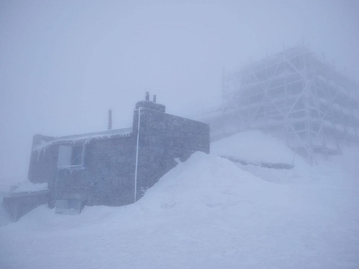 В горах продолжается зима / Фото facebook.com/chornogora.rescue112