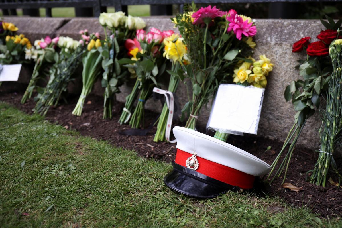 В Британии репетируют церемонию прощания с принцом Филиппом \ фото REUTERS