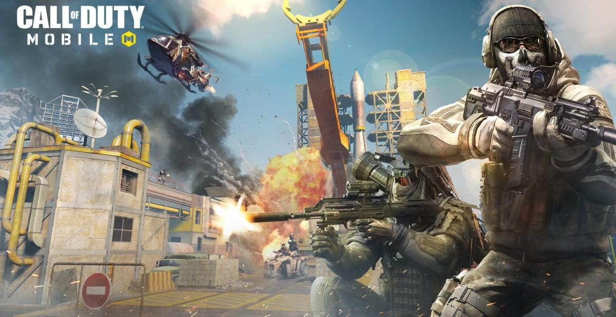 Call of Duty : Mobile / фото Activision