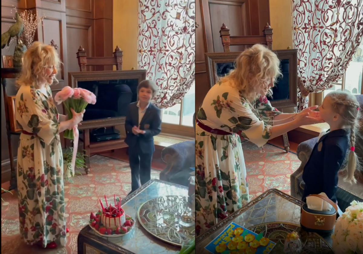 Сегодня Пугачева празднует 72-й день рождения / Скриншот