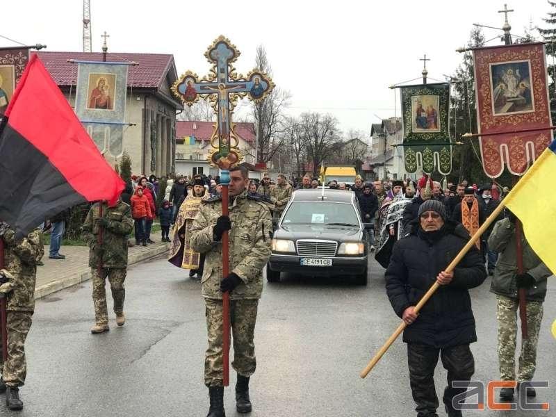 Военных похоронят завтра / фото АСС