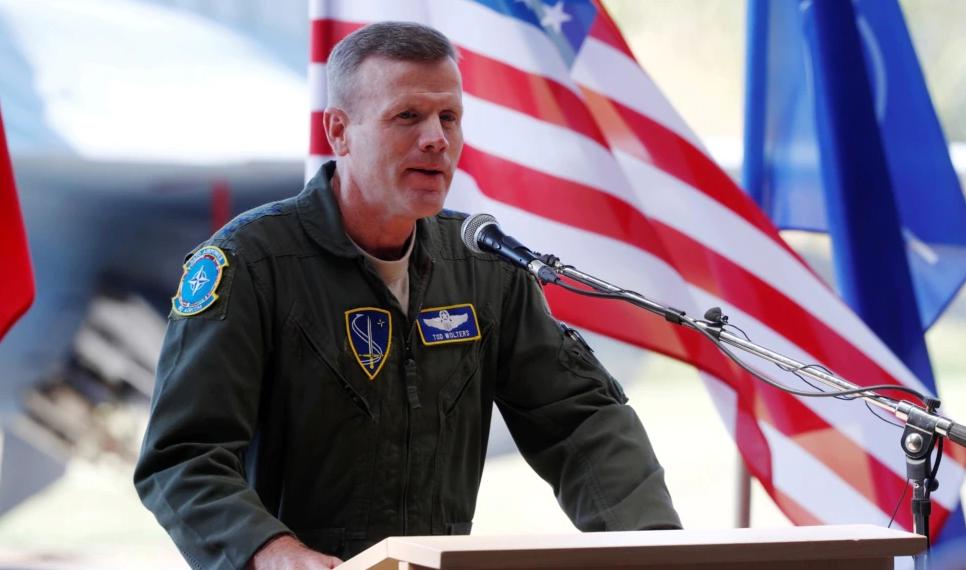 Генерал Тод Волтерс оценил военный потенциал Украины / REUTERS