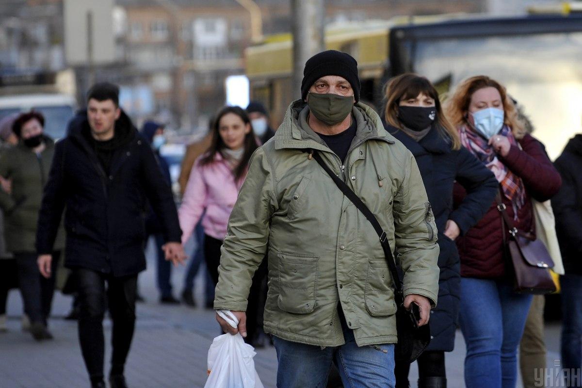 Украинцы считают неэффективными действия власти по борьбе сCOVID-19 / фото УНИАН, Сергей Чузавков