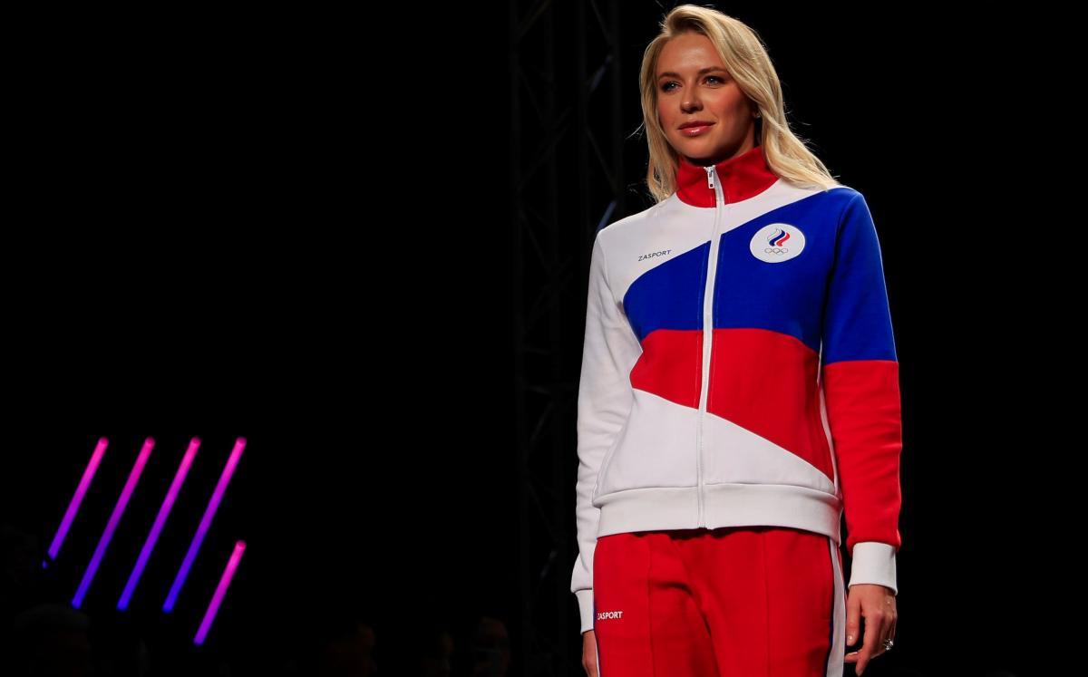 Костюм российских олимпийцев / фото REUTERS