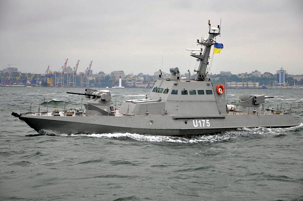 Українським катерам довелось попередити росіян про застосування зброї / фото Вікіпедія