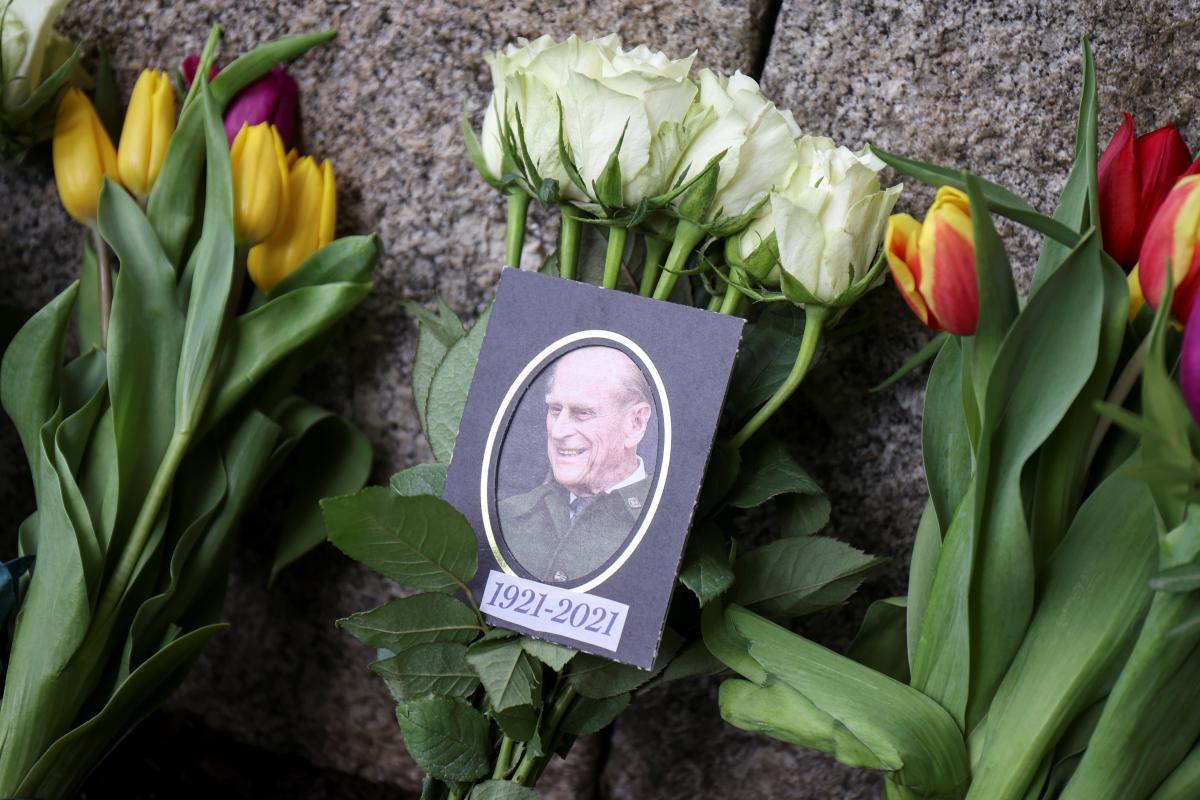 "Принц Филипп умер от ""старости"" / фото REUTERS"