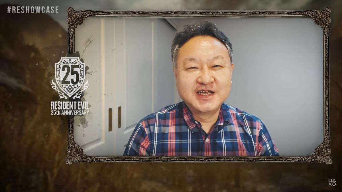 Шухей Йошида головапідрозділу PlayStation Idies / скріншот