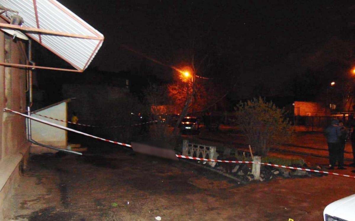 В Николаеве расстреляли мужчину / фото mk.npu.gov.ua