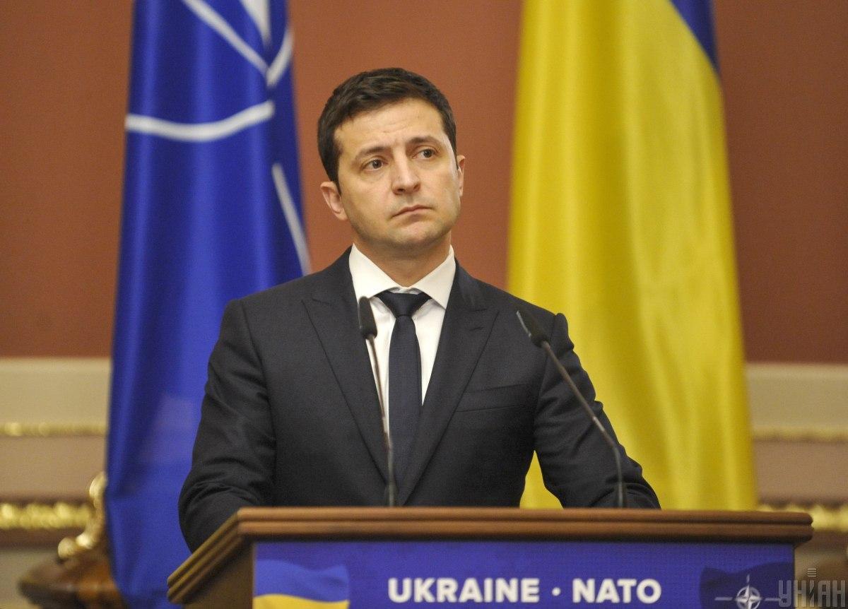Зеленський затвердив програму під егідою Комісії Україна - НАТО / фото УНІАН, Сергій Чузавков