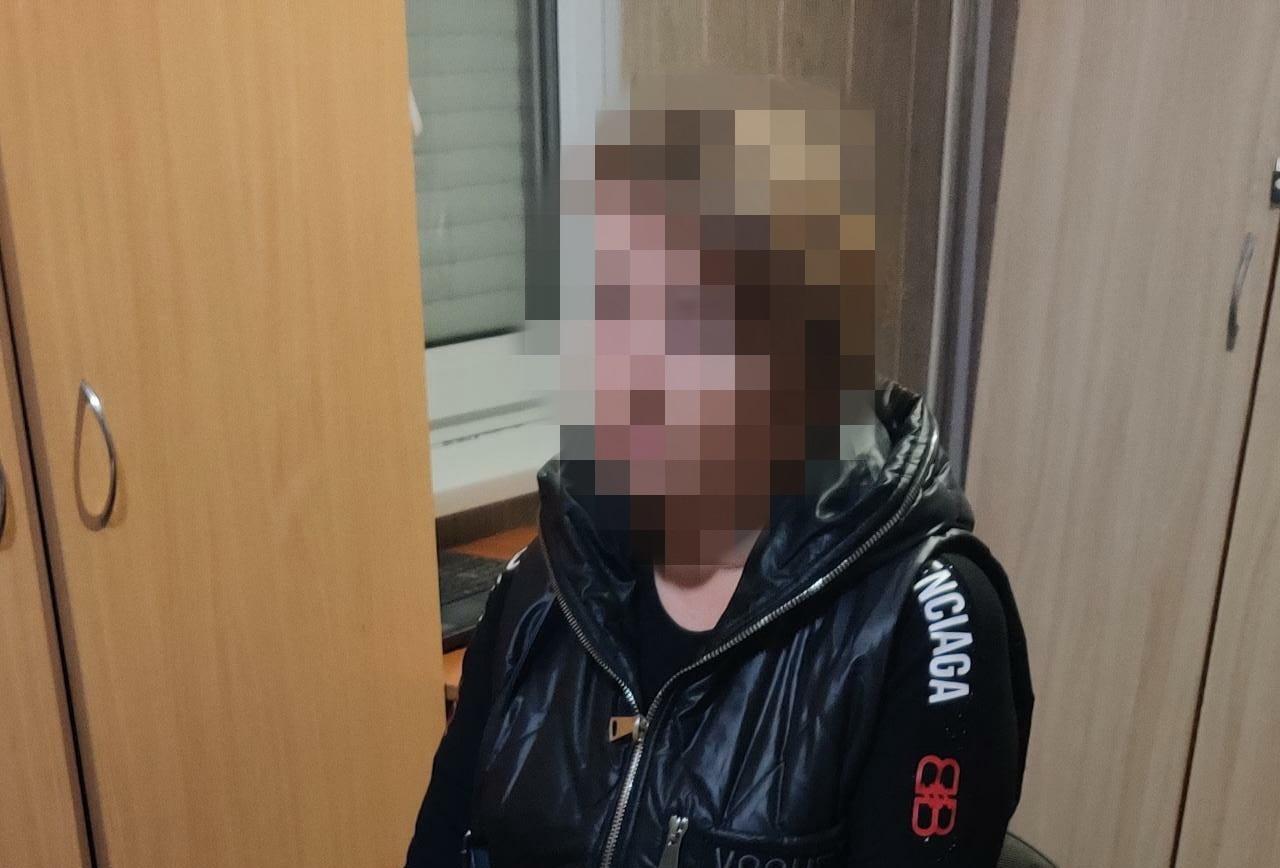 "Екс-чиновниця ""ЛНР"" в'їжджала в Україну для зміни прізвища / фото ssu.gov.ua"