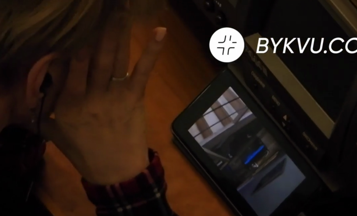 Нардеп смотрела фильм вместо участия в работе Рады \ скриншот с видео