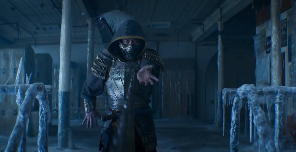 Кадр из фильма Mortal Kombat /скриншот из трейлера