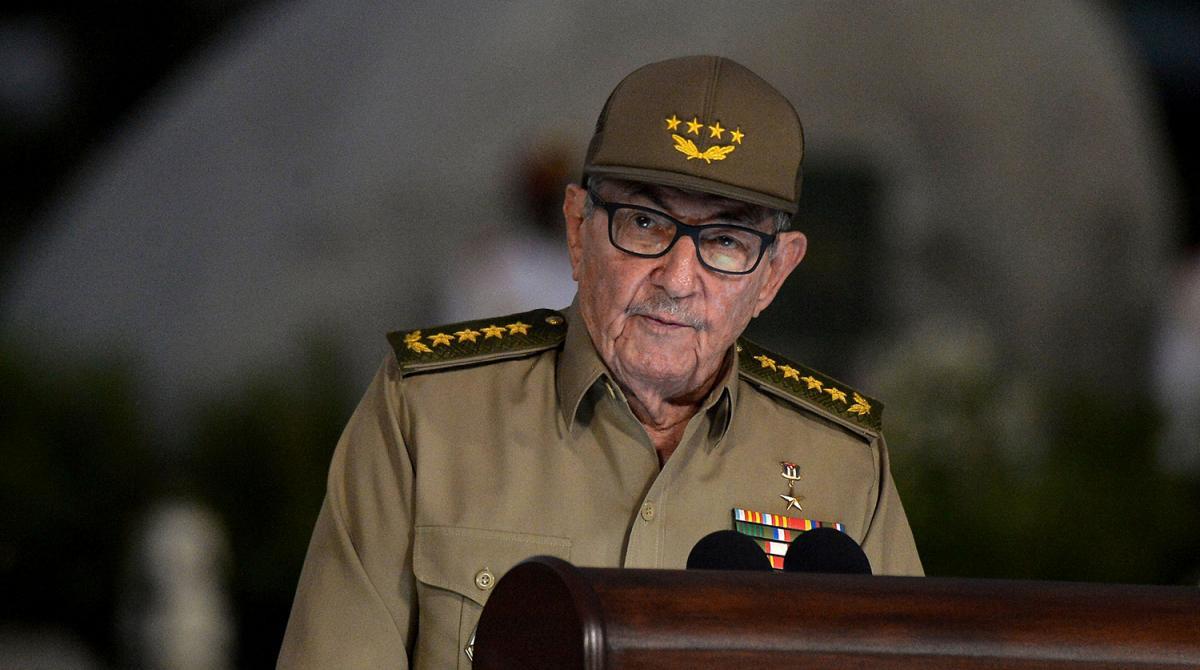 Рауль Кастро ушел с поста первого секретаря ЦК Компартии Кубы/ фото REUTERS