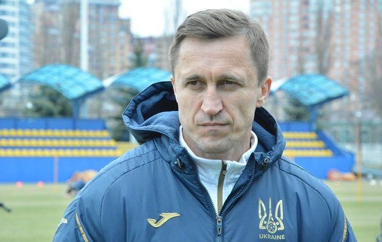 Сергей Нагорняк отдает предпочтение Динамо / фото УАФ