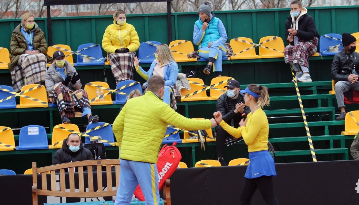 Еліна Світоліна виграла ще один матч / фото btu.org.ua
