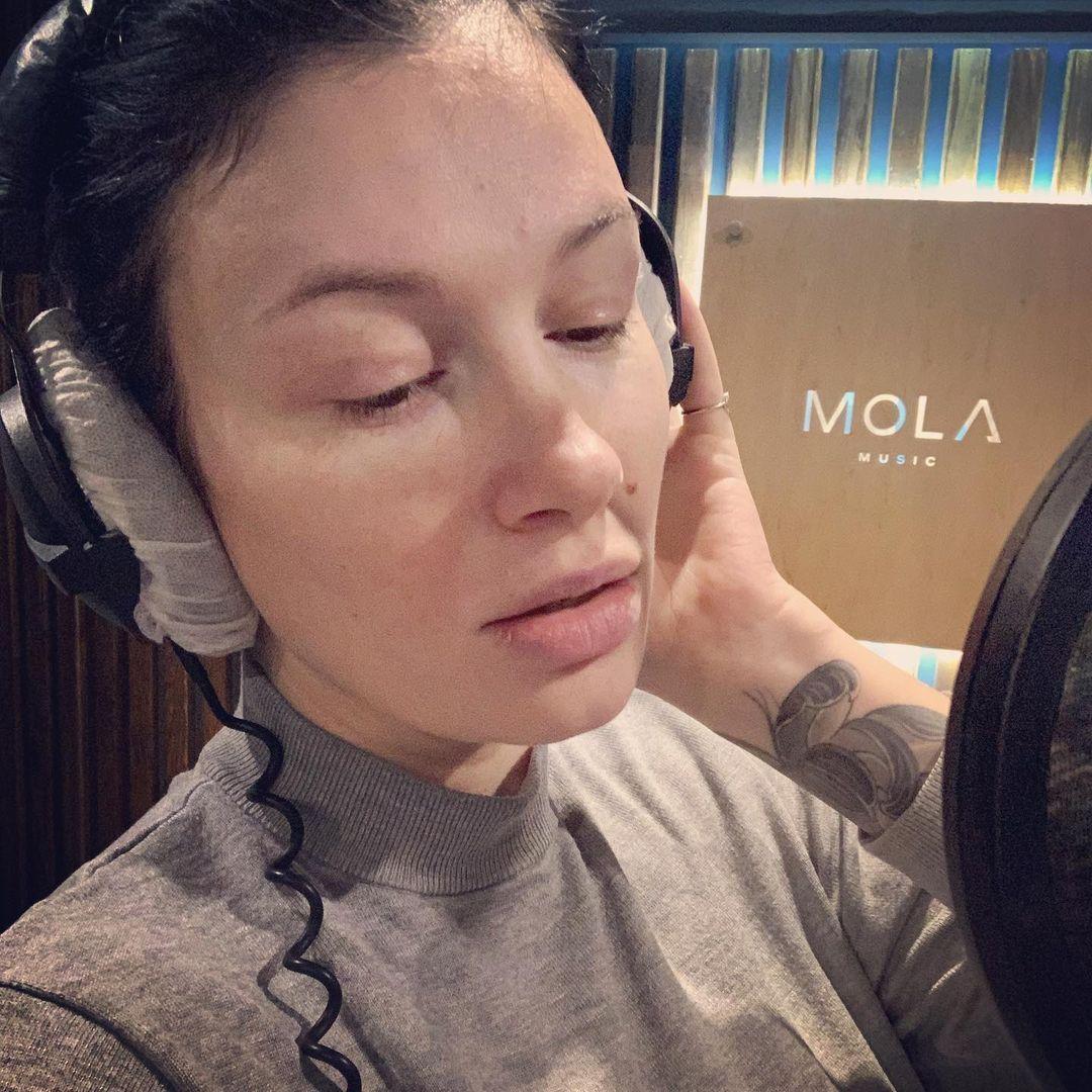 Анастасия Приходько возобновляет музыкальную карьеру и готовит новую песню / фото іnstagram.com/prykhodko_official/