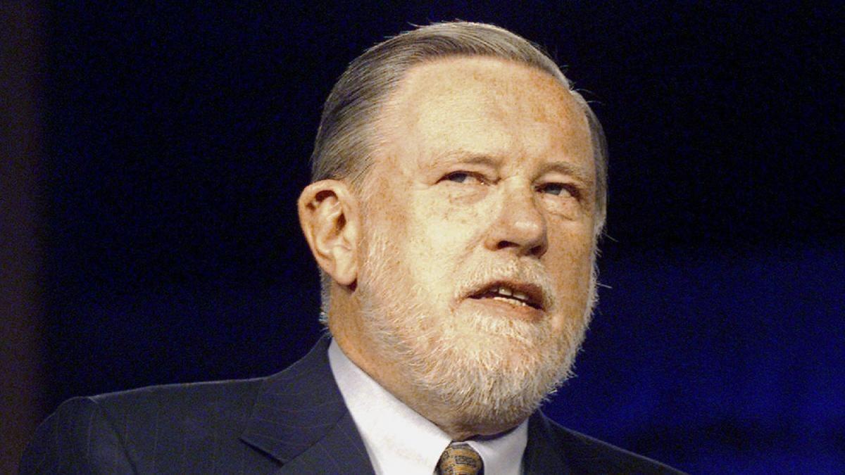Чарльз Гешке умер в возрасте 81 года / фото REUTERS