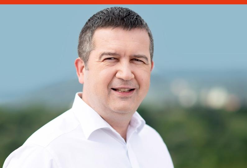 Чеський міністр Ян Гамачек не поїде в Росію / фото cssd.cz