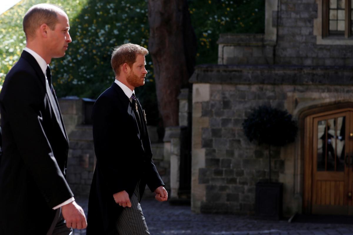 Принца Гарри холодно приняли в Британии / фото/ REUTERS