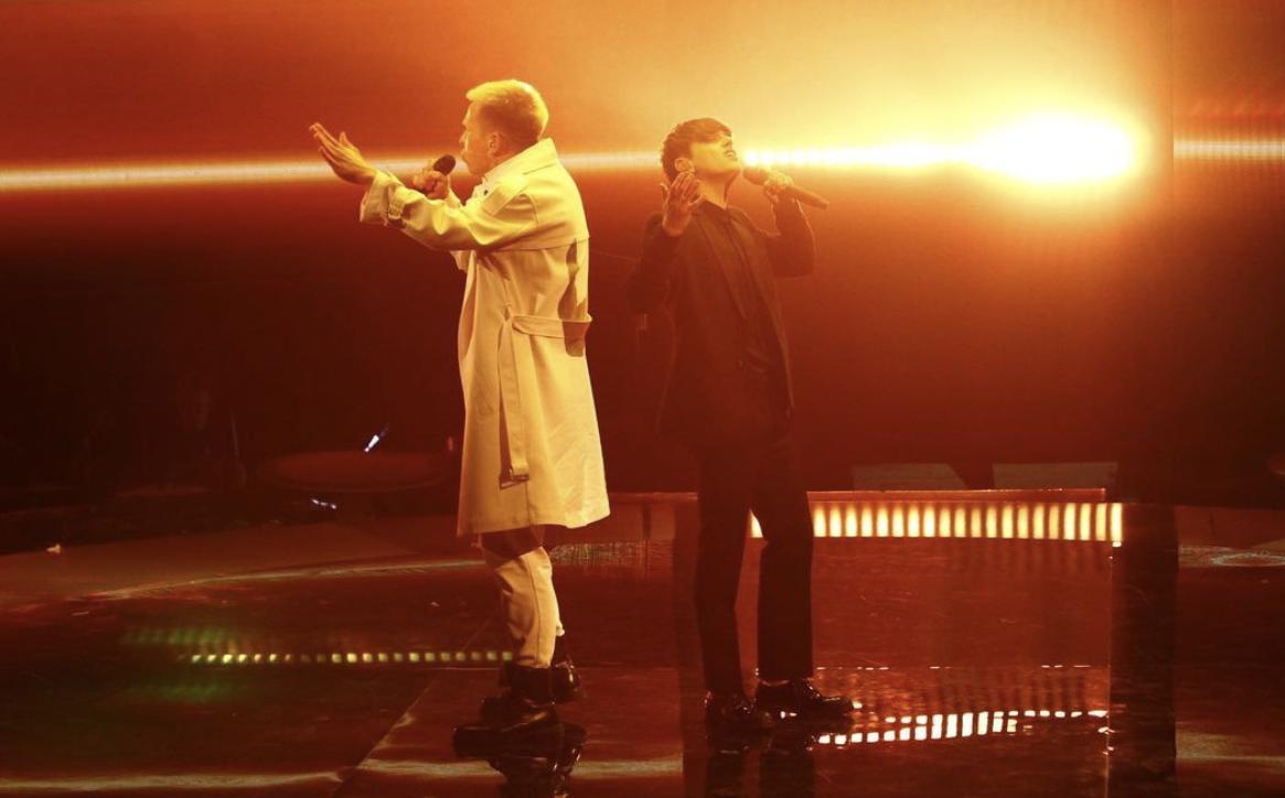 Илья Николаенко выступил с Никитой Алексеев / фото instagram.com/goloskrainy_official