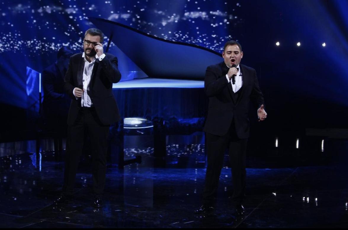 Нейчев выступил с Пономаревым / фото instagram.com/goloskrainy_official
