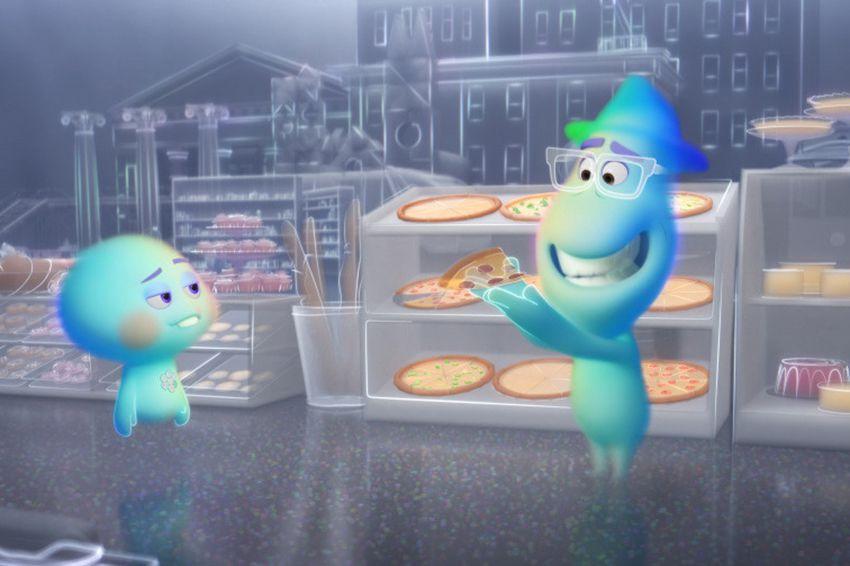 """Мультфільм """"Душа"""" отримав премію """"Енні"""" / фото Pixar"""