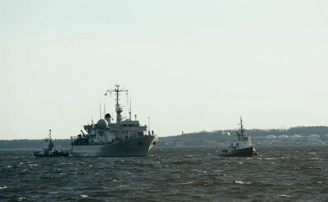 Военные корабли НАТО прибыли в Балтийское море на учения / фото Jarkko Martin Pukki / Kaitsevägi