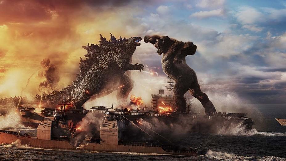 """Годзилла против Конга"" лидирует в прокате / фото Warner Bros. Pictures"