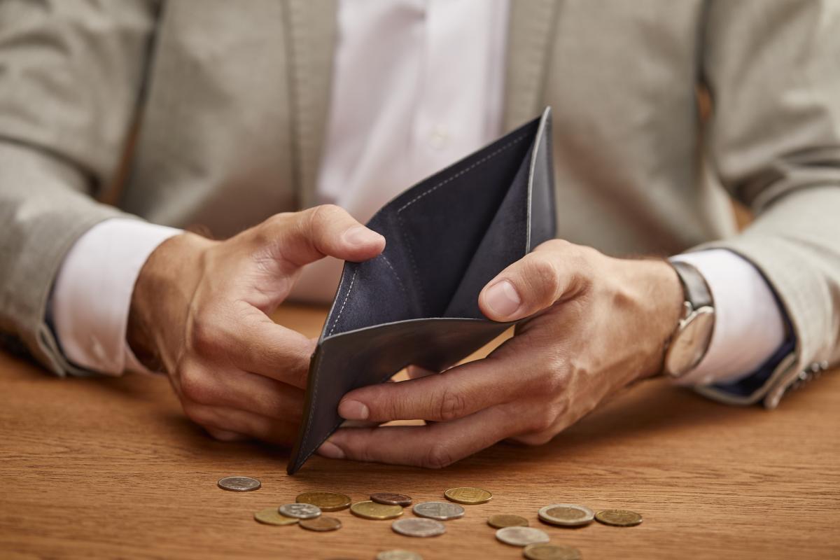 Объем просроченных кредитов на конец 2020 года составил 27,9 процента от общей суммы выданных банками кредитов / фото ua.depositphotos.com
