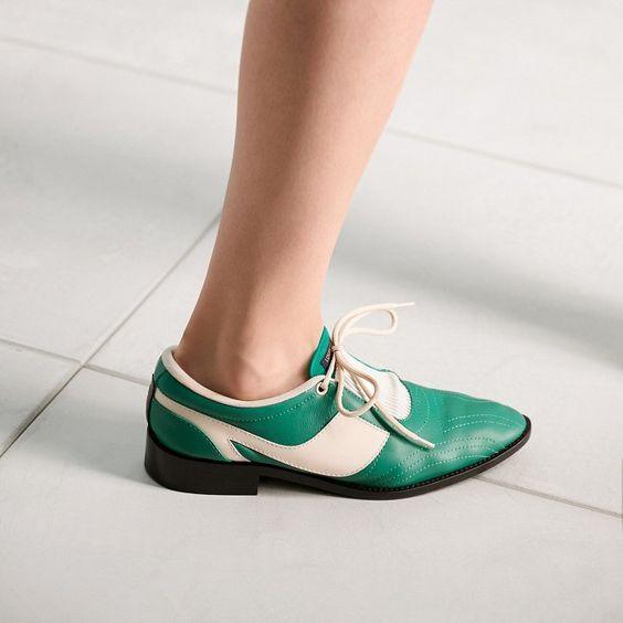 Модная обувь 2021 / фото Louis Vuitton