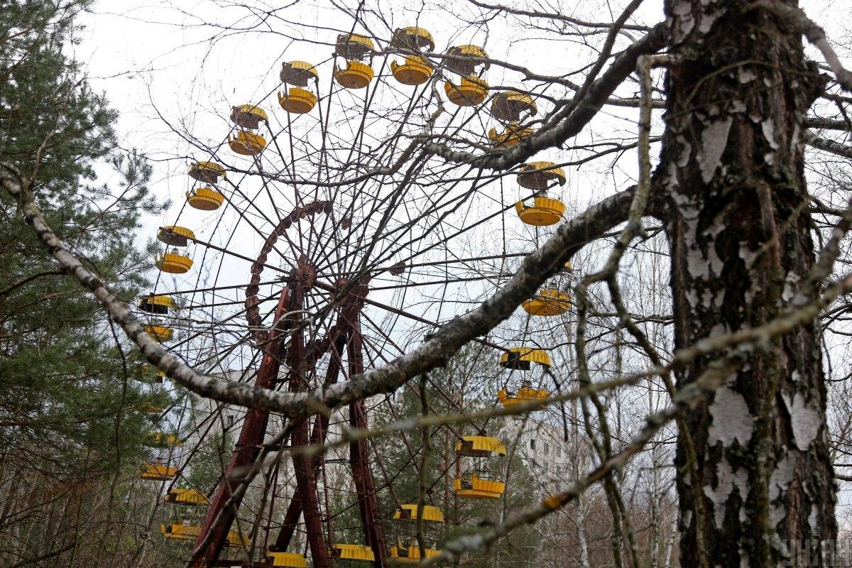 Сегодня исполняется ровно 35 лет после катастрофы на Чернобыльской АЭС / фото УНИАН