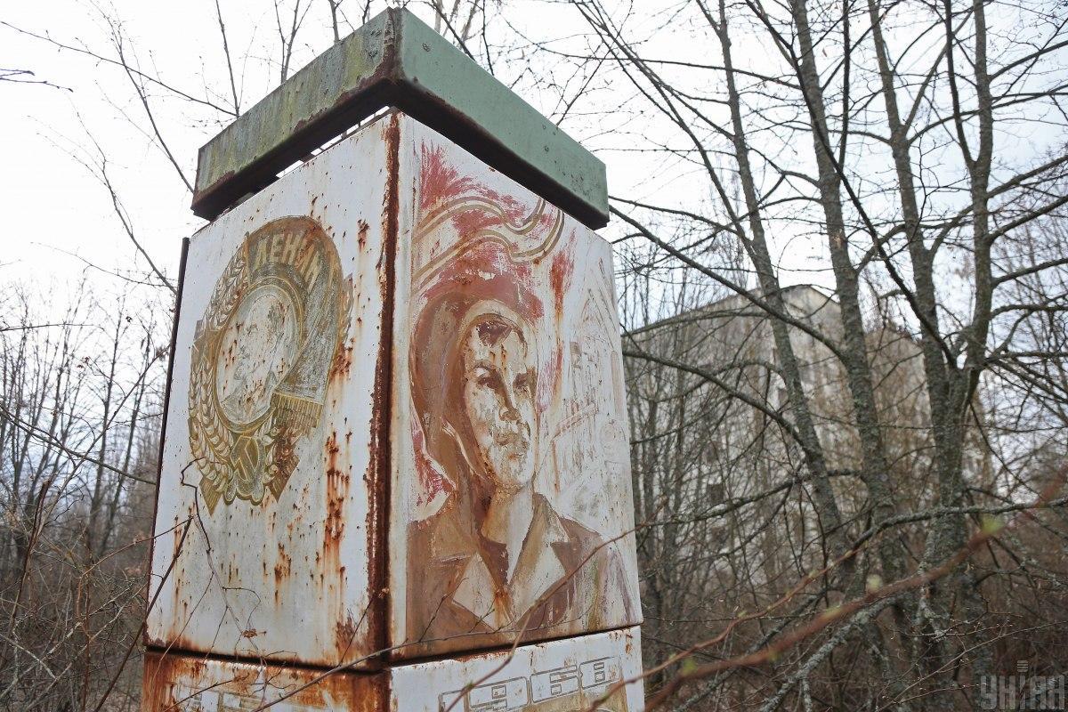 Політики надто часто вказують на Чорнобиль як на доказ приреченості диктатур/ фото УНІАН