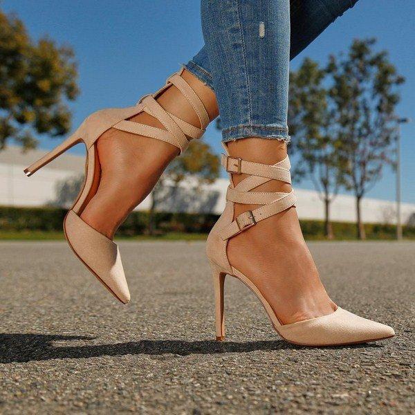 Модные туфли весна-лето 2021 / фото pinterest.com