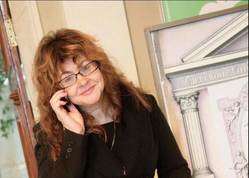 Сценаристка померла в лікарні/ фото Олександр Полторак/Facebook