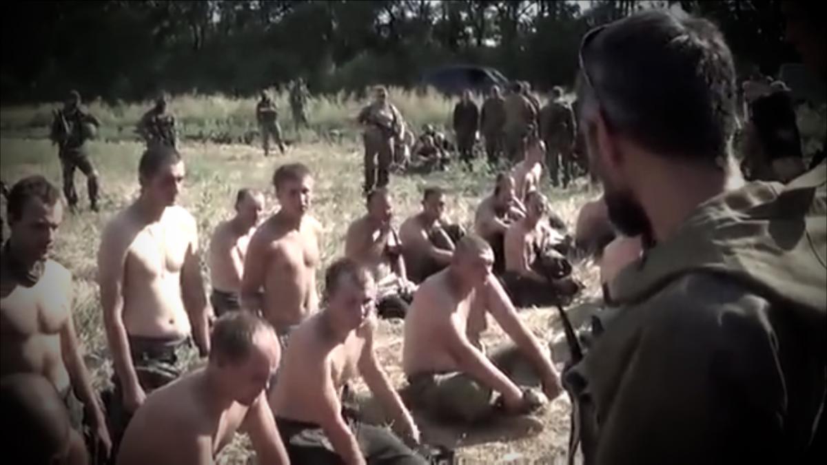 Багато українських військовослужбовців та патріотів залишаються в полоні