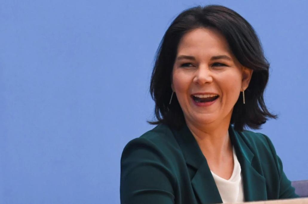 Анналена Бербок может стать новым канцлером Германии / REUTERS