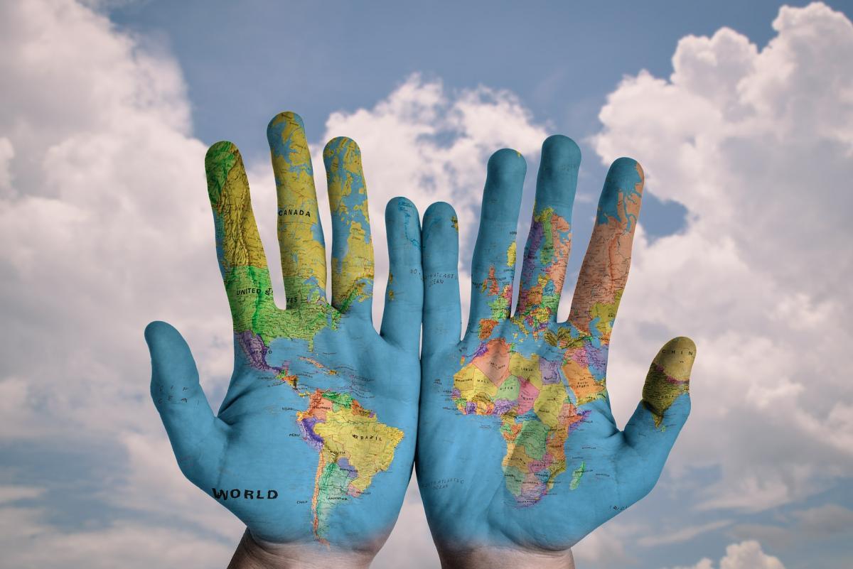 22 квітня - Міжнародний День Землі / фото pixabay.com