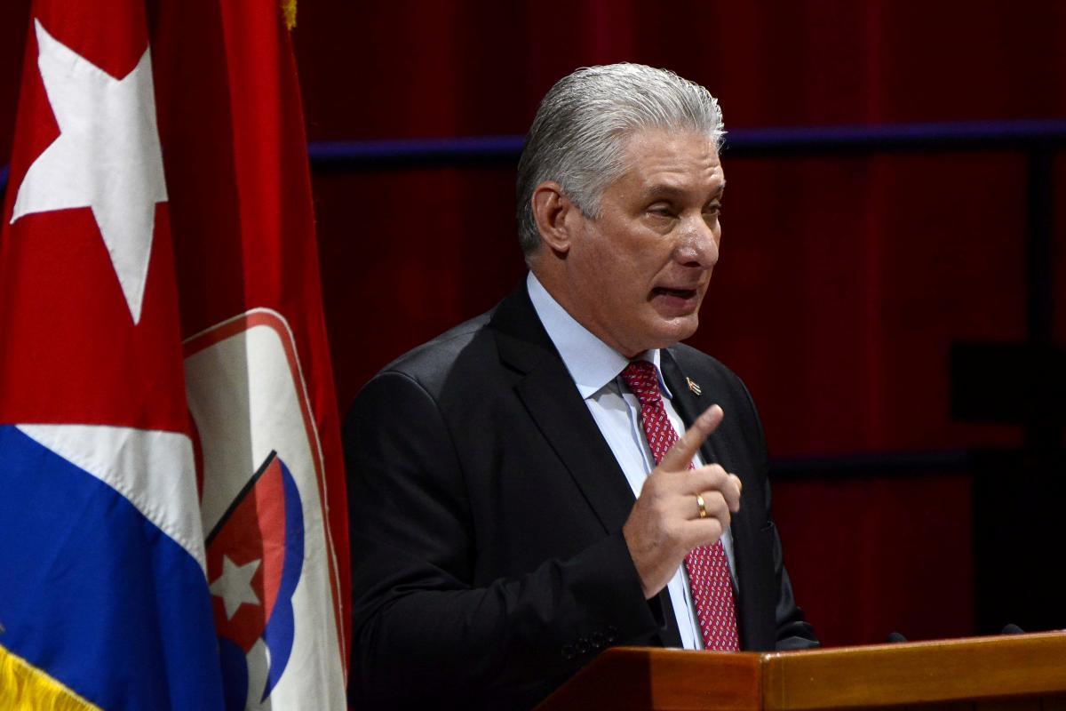 КомуністичнупартіюКуби очолив Мігель Діас-Канель \ фото REUTERS
