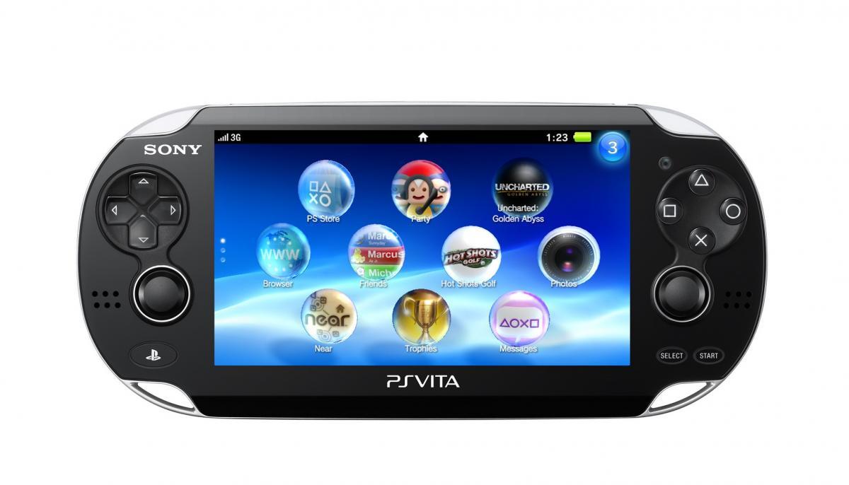PS Vita / фото blog.playstation.com