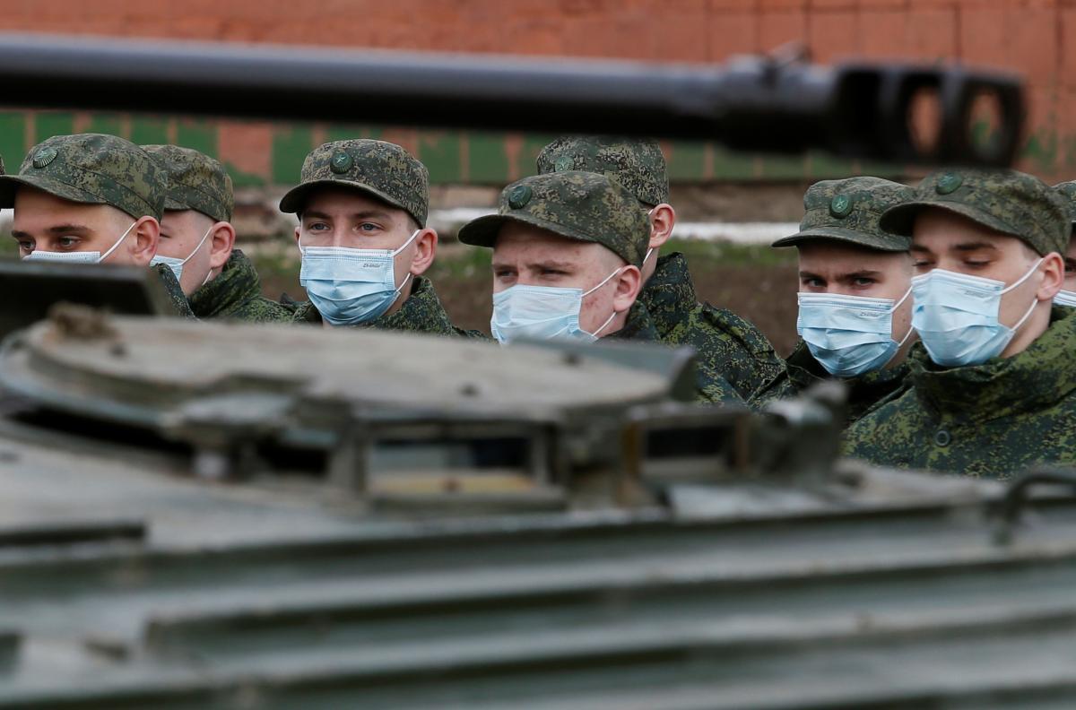 Боевики применили лазерный луч для блокирования работы БПЛА ОБСЕ / REUTERS