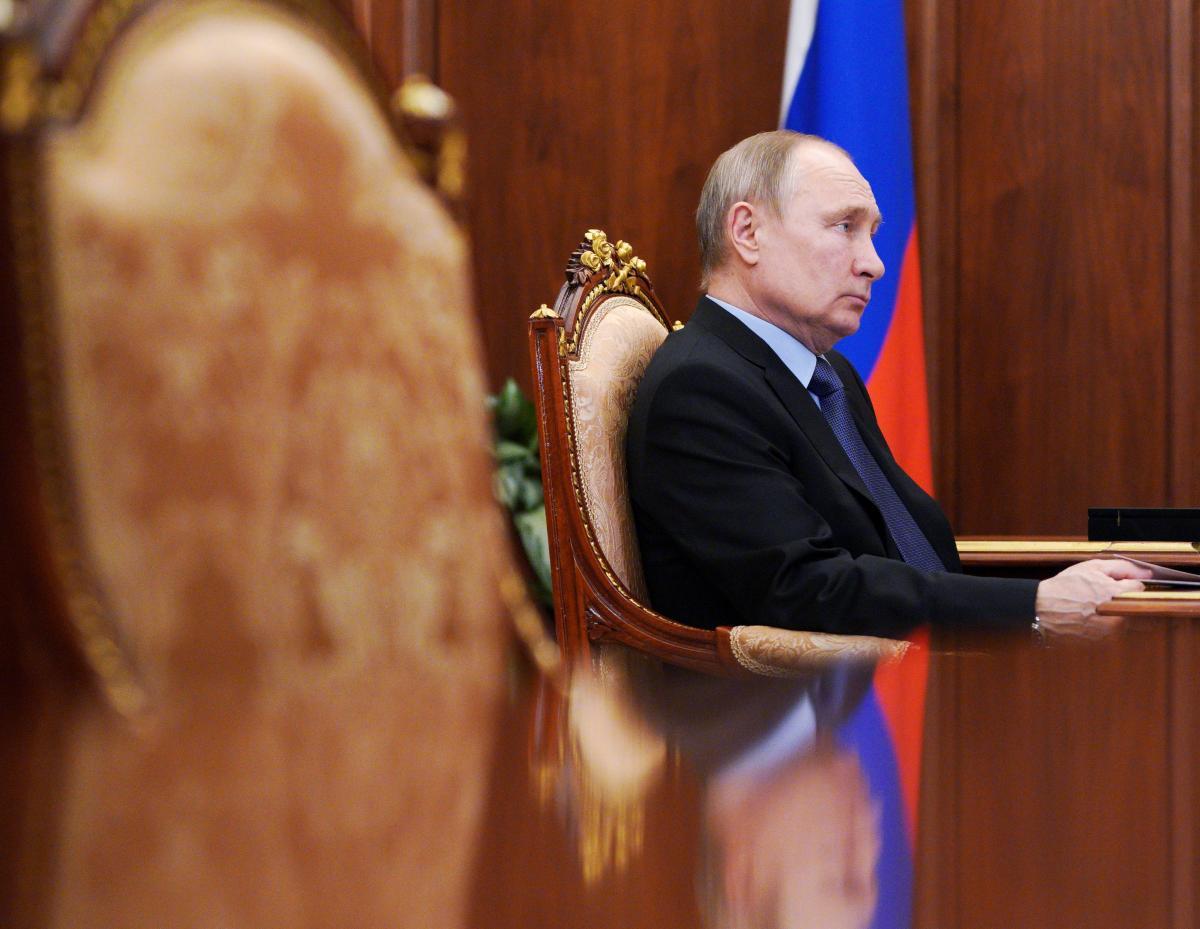 В интересах Путина сейчас отказаться от агрессии и согласиться на переговоры с Байденом и Зеленским / Фото: REUTERS