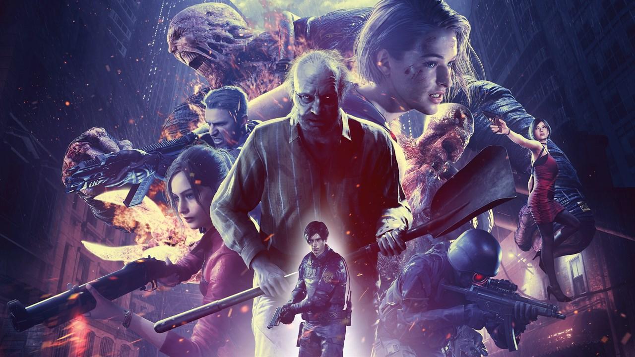 Resident Evil Re: Verse вийде 7 травня на ПК і консолі / фото Capcom
