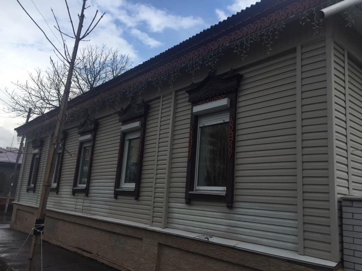 Будинок на вулиціЧернишевського/ фото Ірина Синельник